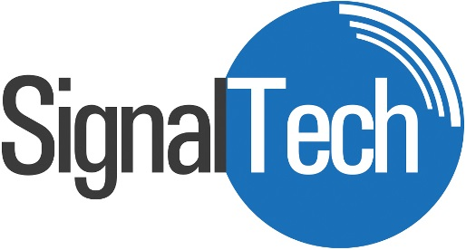 SignalTech - Onlineshop für Sondersignal und Zubehör-Logo