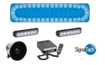 Federal Signal PKW Bundle