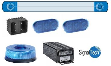 Federal Signal Transporter Bundle light