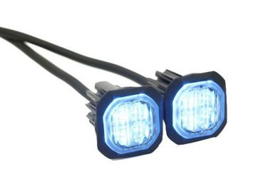 Button Blast LED Frontblitzer R65 (SET)